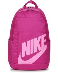Nike Rugzak Elmntl Bkpk - 2.0 - Roze