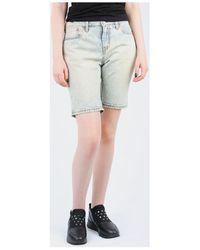 Levi's Korte Broek Levis Boyfriend Shorts 6422-0001 - Meerkleurig