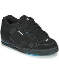 Globe Skateschoenen Sabre - Zwart