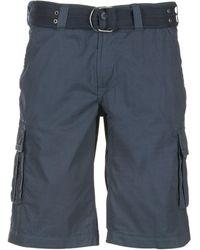 Teddy Smith SYTRO 3 Short - Bleu