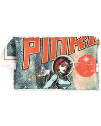 Pinko Sjaal - Groen