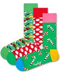 Happy Socks Calcetines 87419PP26 - Verde