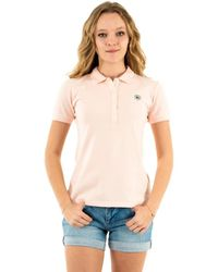 J.O.T.T Angers 473 nude Polo - Rose