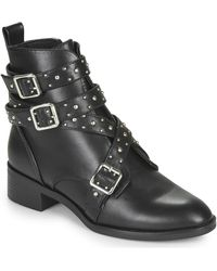 ONLY Boots - Noir