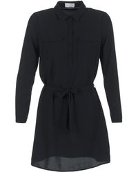 Casual Attitude Robe courte HONIRE - Noir