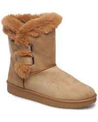 La Modeuse - Boots camel - Lyst