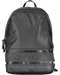 Calvin Klein Sac à dos K50K505376 Sac à dos Homme BLACK BAX - Noir