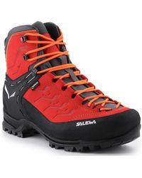 Salewa Ms Rapace GTX 61332-1581 hommes Chaussures en rouge