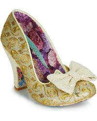 Irregular Choice Chaussures escarpins JINGLE BELL - Métallisé