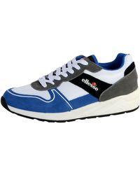 Ellesse Basket Retro Running 1 hommes Chaussures en bleu