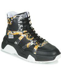 Versace Jeans Couture Hoge Sneakers Yzasfa - Meerkleurig