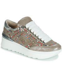 FRU.IT 5357-008 femmes Chaussures en Beige - Neutre