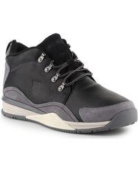K-swiss Lage Sneakers Eaton - Zwart