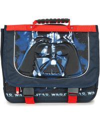 Disney - Star Wars Cartable 38cm Boys's Briefcase In Blue - Lyst
