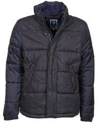 G-Star RAW - Salvoz Men's Jacket In Blue - Lyst