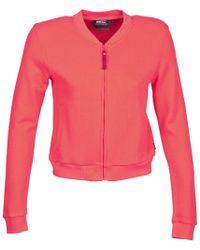 Wesc - Broomhilda Women's Jacket In Orange - Lyst