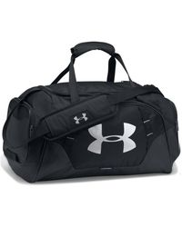 Under Armour Undeniable Duffle 30 M Men's Sports Bag In Black