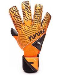 PUMA Gants Future Grip 5.2 SGC - Orange