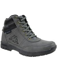 Kappa Bright Mid Light Chaussures - Gris