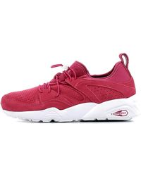 PUMA Lage Sneakers Blaze Of Glory Soft Wn's - Roze