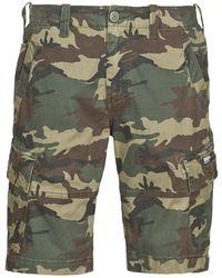 Superdry Korte Broek Core Cargo Shorts - Groen