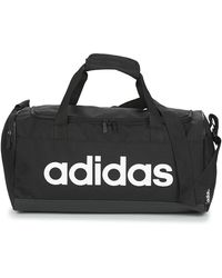adidas Sporttas Lin Duffle S - Zwart