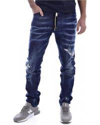DSquared² Jeans S71LB0510 - Bleu