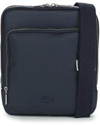 Lacoste Handtasje Men's Classic Crossover Bag - Blauw