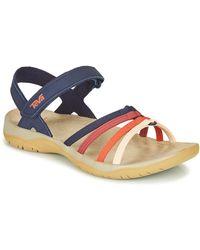 Teva Sandalen Elzada Sandal Web - Blauw