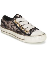 Ash - Vicky Women's Shoes (trainers) In Multicolour - Lyst