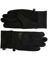 The North Face Handschoenen Etip Glove - Guantes Unisex Adulto - Zwart