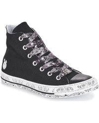 ed9d6e642a50 Converse - Chuck Taylor All Star-hi Miley Cyrus Women s Shoes (high-top
