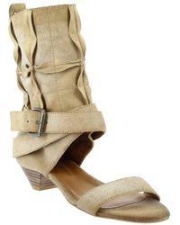 Leonardo Shoes Sandalen 524007 Dune - Grijs