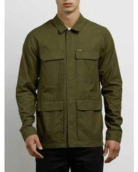 Volcom Academy Jacket - Verde