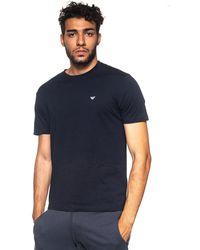 Armani T-shirt 8N1D61-1JPZZ0939 - Bleu