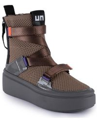 United Nude Baskets montantes Sneakers - Marron