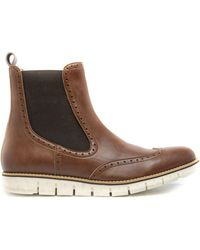 Nae Vegan Shoes Owen Boots - Marron