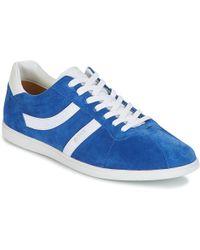 BOSS Orange - Rumba Tenn Sdpf Men's Shoes (trainers) In Blue - Lyst