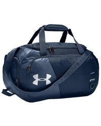Under Armour Undeniable Duffel 4.0 Small Duffle Bag - Blue