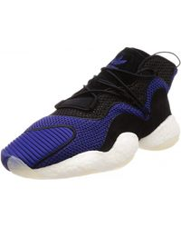adidas Crazy Byw, Chaussures de Fitness Homme 42 2/3 EU Chaussures - Bleu
