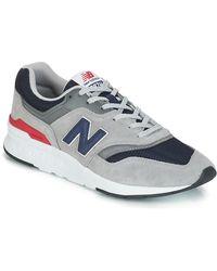 New Balance 997 Sneakers - Grijs