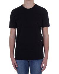 Daniele Alessandrini M7494E6434100 T-shirt - Noir