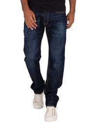 Replay Jeans Jean confort Rocco - Bleu