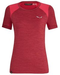Salewa 271251830 T-shirt - Multicolore