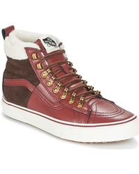 6ca6b918f5 Vans - Sk8-hi 46 Mte Dx Women s Shoes (high-top Trainers)