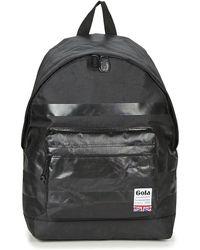 Gola - Harlow Gloss Stripes Men's Backpack In Black - Lyst