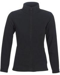 Aigle Inglisa New Women's Fleece Jacket In Blue