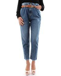 Liu Jo CANDY UA1072 D4623 Jeans - Bleu