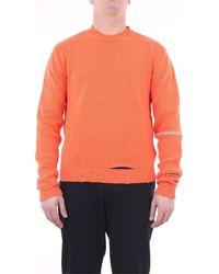 Heron Preston Jersey HMHE005S20906009 - Naranja