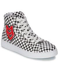 Love Moschino - JA15043G1KIF000A femmes Chaussures en blanc - Lyst